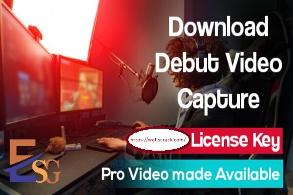 Debut Video Capture 6.47 Crack + Registration Code (Latest) Download