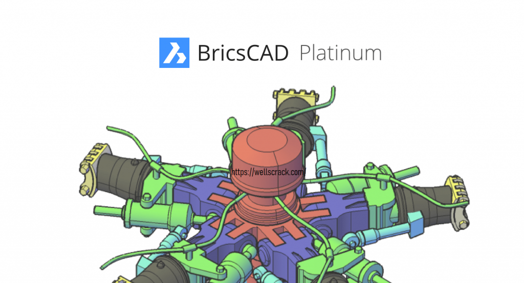 BricsCAD Platinum 21.1.05.1 Crack + Serial Key 2021 (Mac/Win)